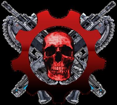 Gears of war transparent PNGs