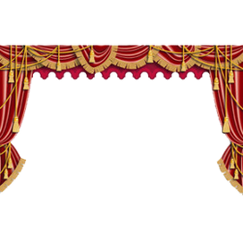 Curtain free cutouts