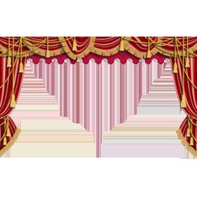 Curtain free cutouts
