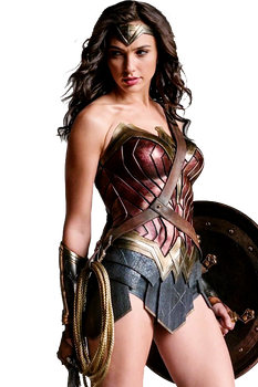 Wonder woman, free cutout images