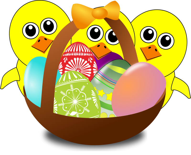 Chick_001_Heads_Cartoon_Easter