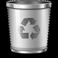 Recycle bin PNG
