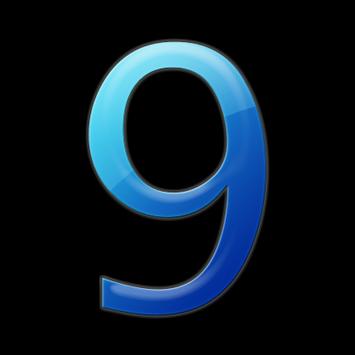 Nine, free PNGs