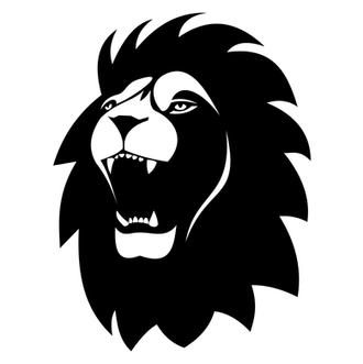 Lions head PNGs