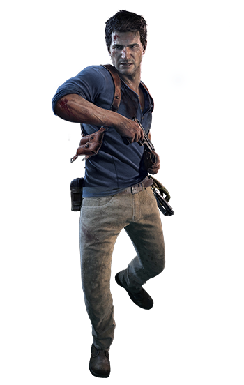 Uncharted transparent PNGs
