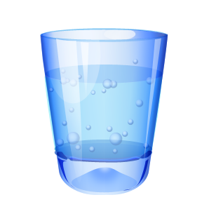Water glass, Free PNGs