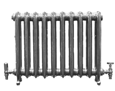 Radiator free cutouts
