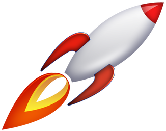 Rocket, free PNG images