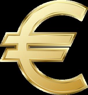 Euro free cutout images