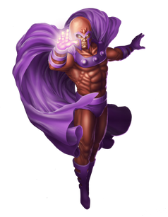 Magneto, free cutout images