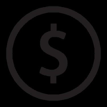 Dollar free cutout images