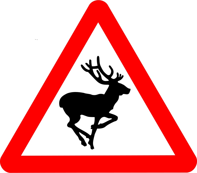 Anonymous_Roadsign_Bambi