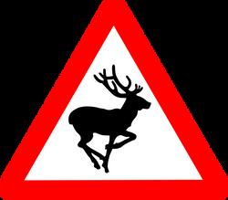 Anonymous_Roadsign_Bambi