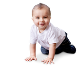 Baby transparent images