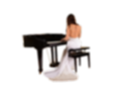 Bride piano png images
