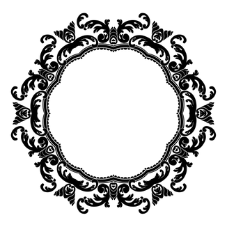 PNGPIX-COM-Floral-Circle-Border-PNG-Image.png