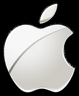 Apple logo free cutout images