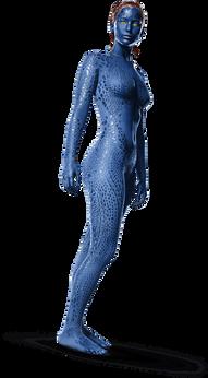 Mystique, free cutout images