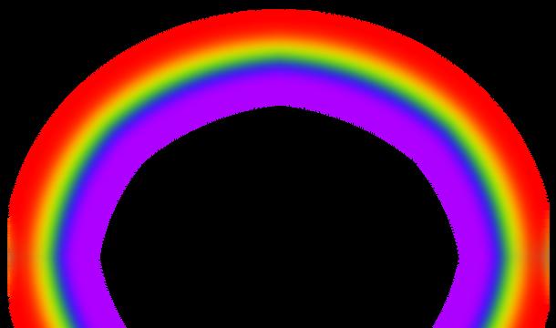Rainbow, free PNGs