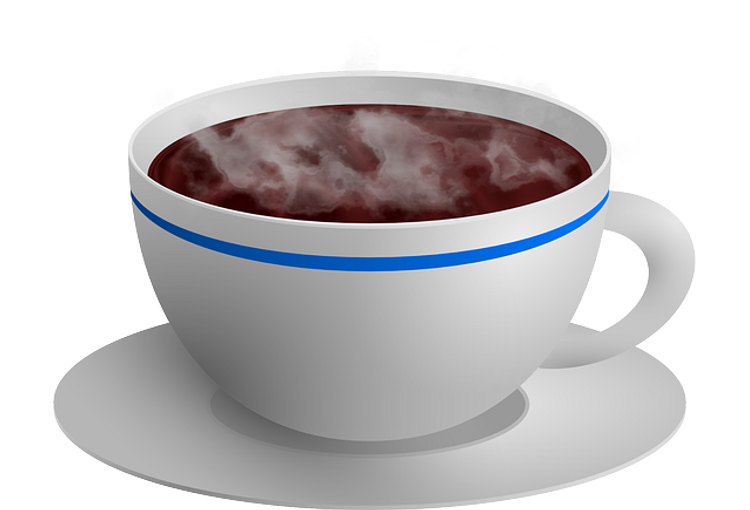 Coffee Mug Coffee Cup Top View Free Transparent PNG