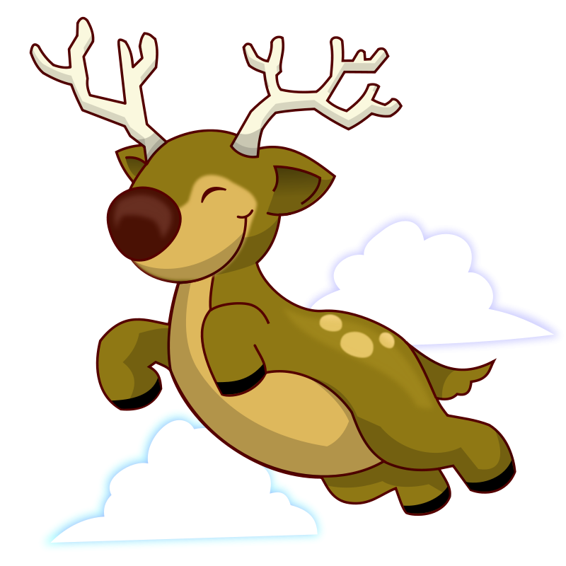 Flying_Reindeer