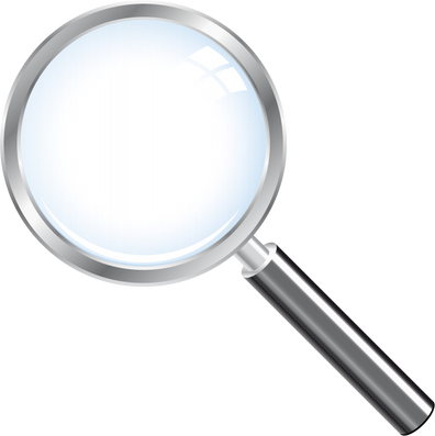 Magnifying glass, free pngs