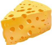 PNG images: Cheese