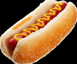 PNG images: Hotdog