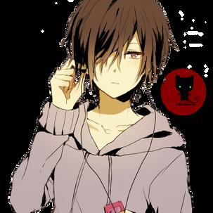 Manga boy, free PNG collection