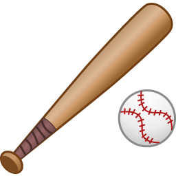 Baseball free icon PNG