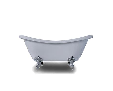 Bath free cutouts