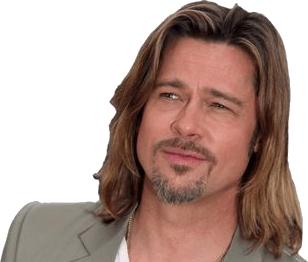 Brad Pitt PNG images