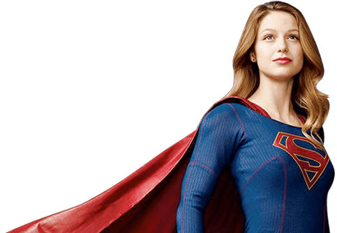 Super girl, free cutout images