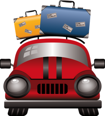Travel free icon PNG
