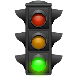Traffic light PNG images