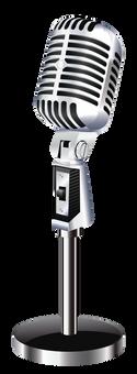 Microphone, FreePNGs