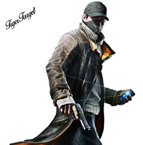 Watch dogs transparent PNGs