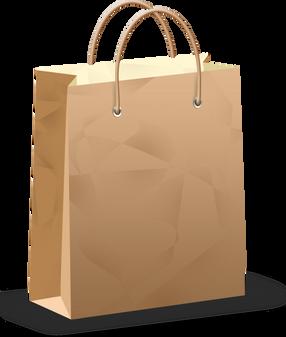 Shopping bag, free PNGs