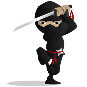 Ninja, free PNG collection