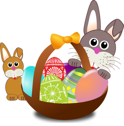 Rabbit_002_Face_Cartoon_Easter_w_Baby