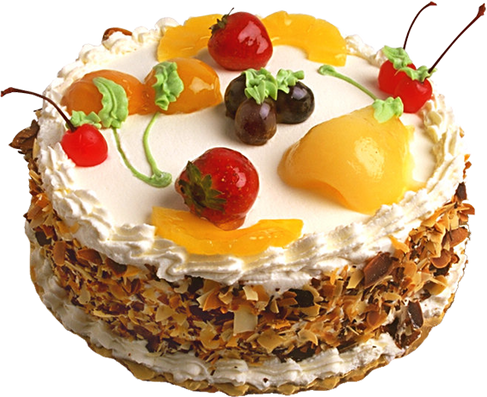 PNG images: Cake