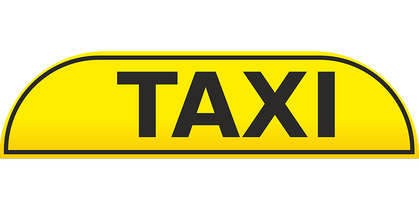 Taxi free cutout images