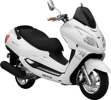 PNG images: Scooter