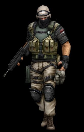 Swat transparent