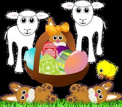 Sheep_004_Cartoon_Easter_Eggs