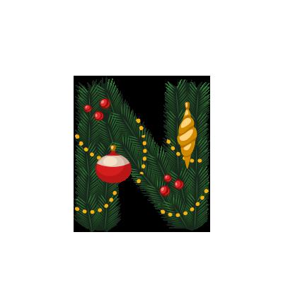 Letter N PNG