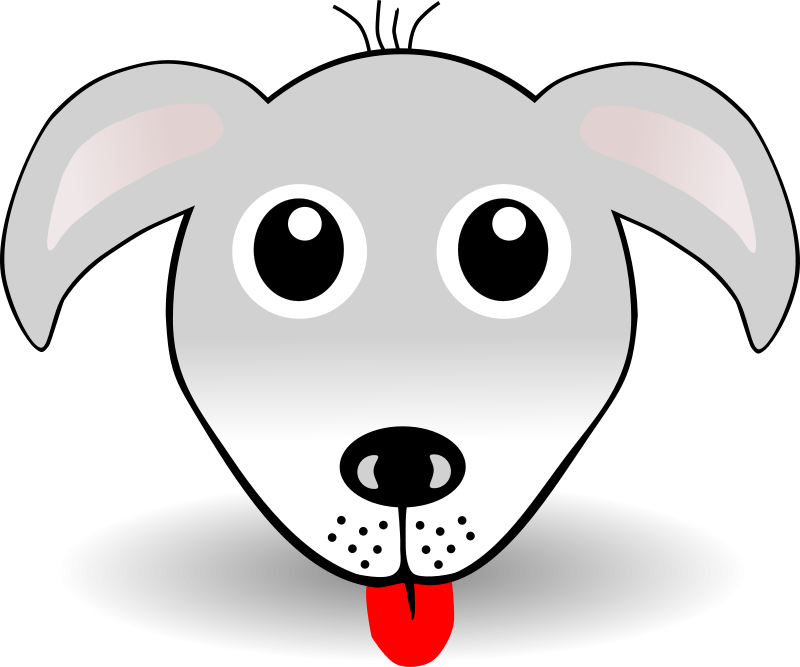 Dog_01_Face_Cartoon_Grey
