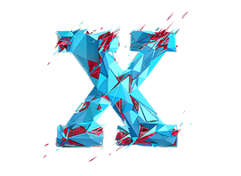 Letter X PNGLetter X PNG