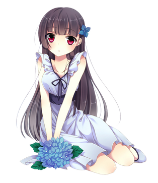 Anime, free PNG collection