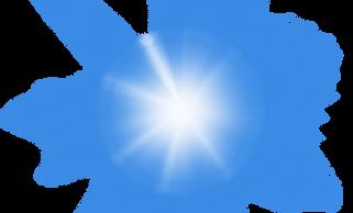 Light, free PNGs